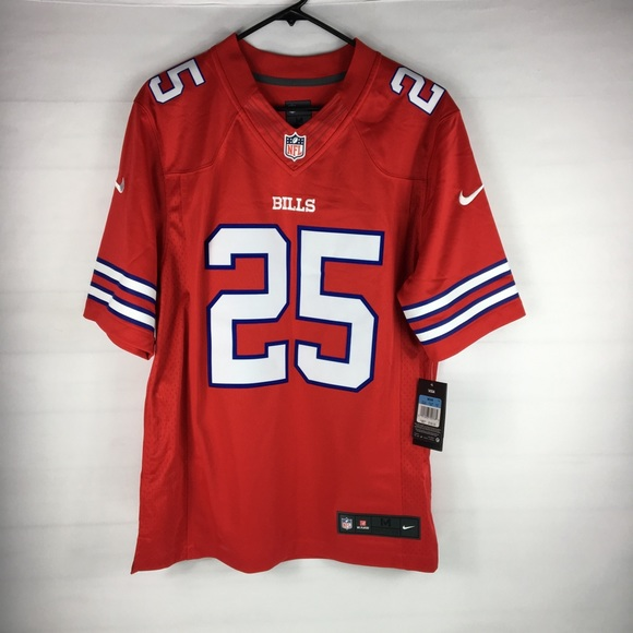 best website 42055 3315c Nike LeSean McCoy buffalo bills color rush jersey NWT